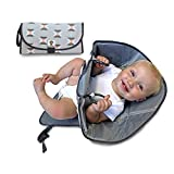Product Image of the SnoofyBee Portable Clean Hands Changing Pad. 3-in-1 Diaper Clutch, Changing...