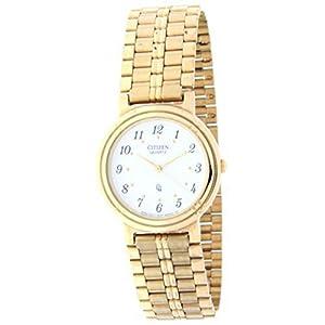 Citizen 032-52A – Reloj de Pulsera, Color Dorado