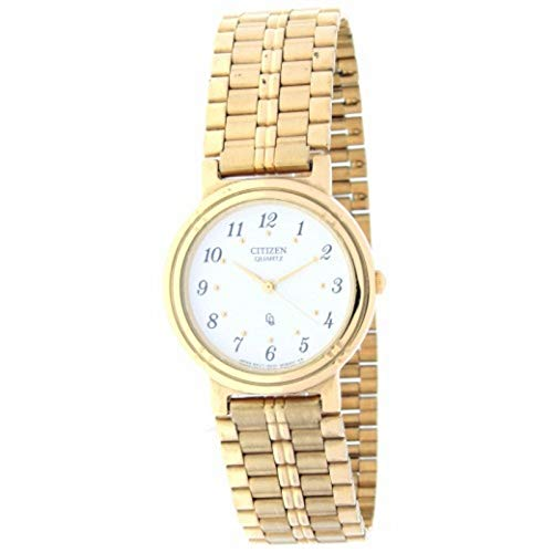 Citizen 032-52A – Reloj de Pulsera, Color Dorado