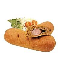 低糖質 パン 菊芋ふすまパンウィンナー 10個入り 糖質制限 パン ダイエット 糖質カット みどり工房