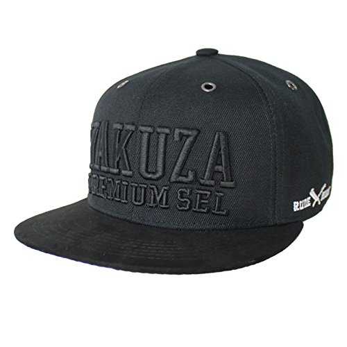 Yakuza Premium Basecap 2590 schwarz Snapback