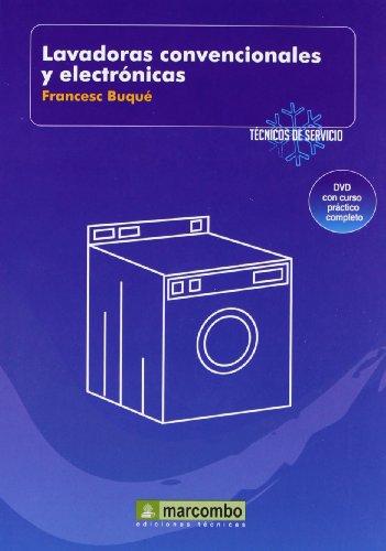 Lavadoras Convencionales y Electrónicas ( DVD 7): Técnicos de servicios vol. 7
