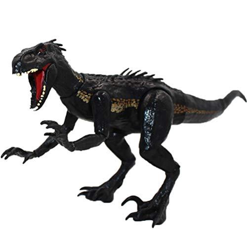 BSTQC Indoraptor Dinosaurier Jurassic World, bewegliche Actionfigur, laufender Dinosaurier, Spielzeug für Kinder - Dinosaurier Figuren 6 Inch