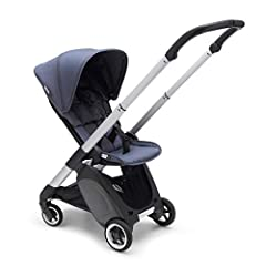 FROM INFANT TO TODDLER: The Bugaboo Ant travel stroller accommodates infants from birth to toddlers up to 50 lbs. It's robust, strong, and full of smart features that will make travelling with children easier and more enjoyable, wherever you go. COMP...
