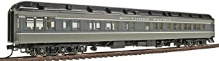 Walthers HO 10459 Pullman Heavyweight Solarium Observation - Ready to Run -- Southern Pacific (TM) two tone gray