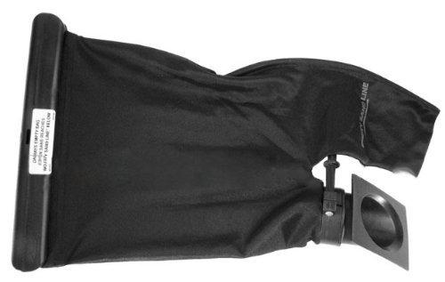 Hayward Ax5500bfabk Noir Sac de débris de grande contenance avec flotteur complet de remplacement pour Hayward Viio Turbo et Viper piscine nettoyants