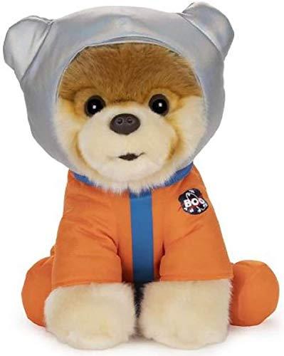 GUND Boo World's Cutest Dog Boo Astronaut Plush Stuffed Animal Pomeranian, 9
