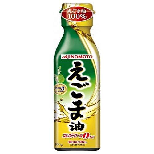 J-オイルミルズ AJINOMOTO えごま油 100g瓶×12本入×(2ケース)