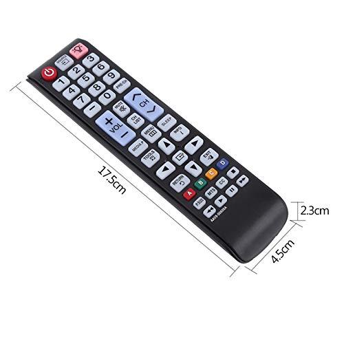 Gaeirt Mando a Distancia Controlador dedicado Universal, para Smart LCD LED TV, para Samsung Smart TV