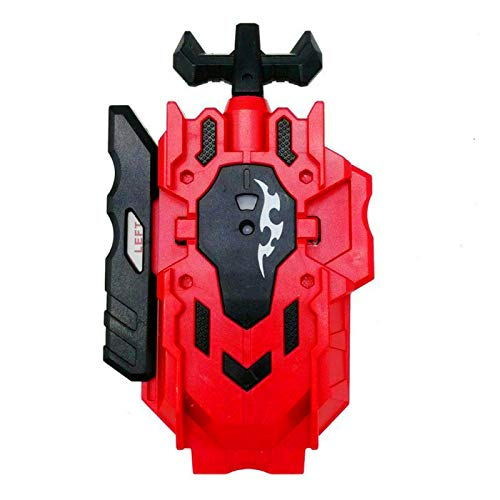 Burst Launcher B-88,Red Burst (L/R ) Two-Way Launcher,Pull-Wire Launcher Suitable for Various Gyroscopes