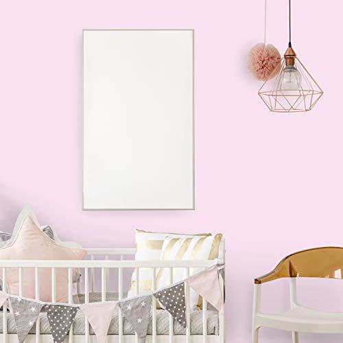 Dormitorio Dormitorio moderno color sólido de PVC fondo de pantalla 3D de la sala de Kid Decor vinilo auto-adhesivo de pared impermeable de la etiqueta engomada 3 D, 10mx45cm