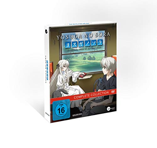 Yosuga No Sora - Die Komplette Serie  (4 DVDs)