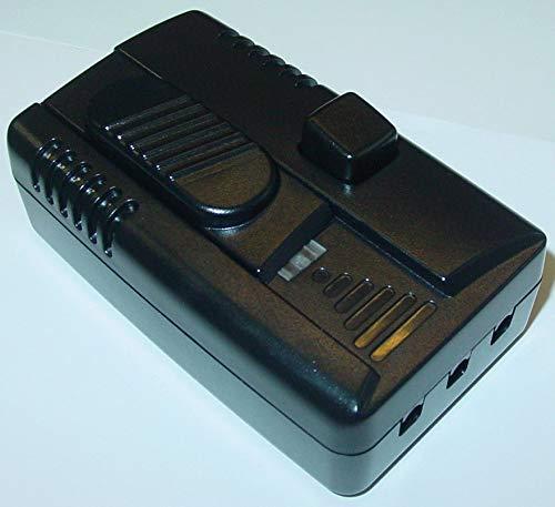 Fußdimmer, Halogen, 300W, für Deckenfluter mit Schalter, LED Anzeige, S163