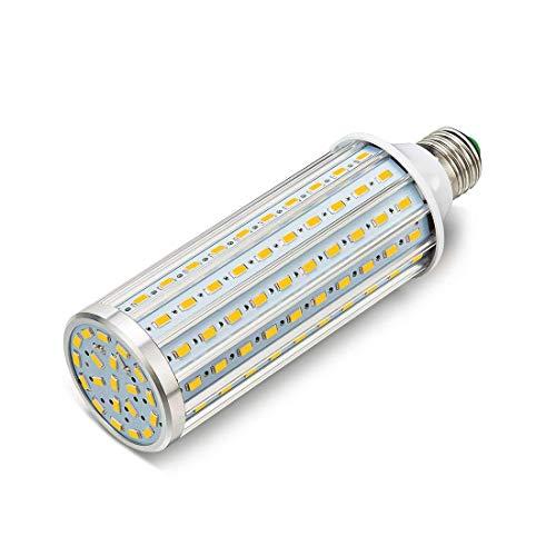 ONLT Lampadine Led,E27 60W 5850LM(Equivalenti a 550W),lampada led e27,Risparmio Energetico Lampadina,(60W-Luce calda)