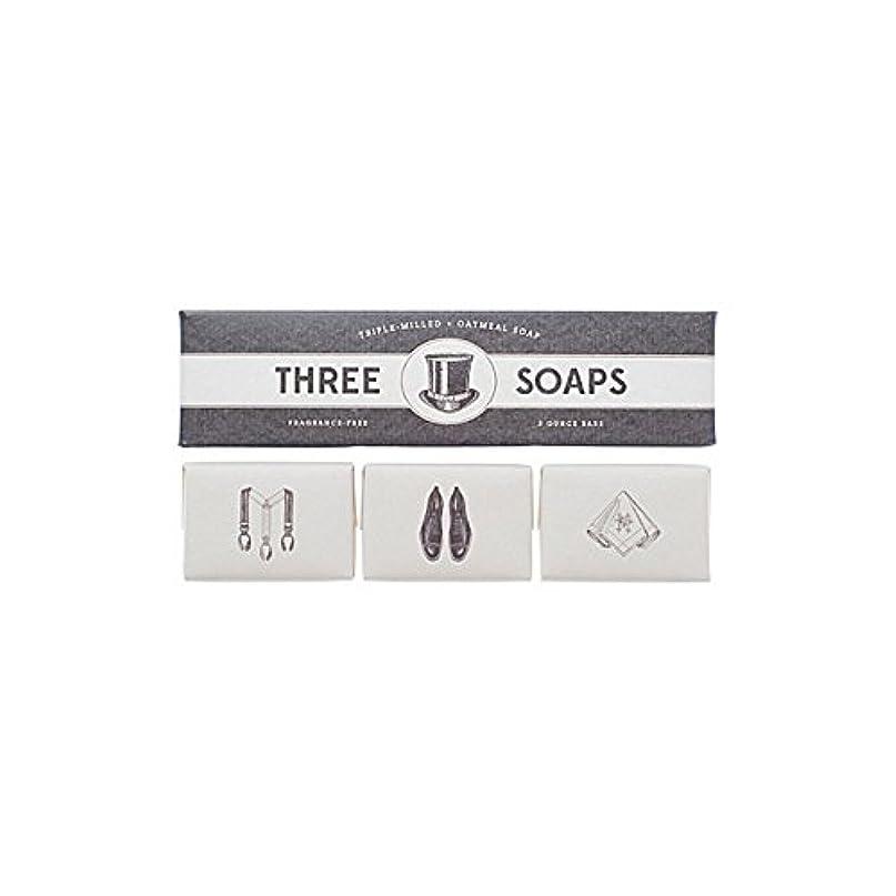 魔女フォーマル密輸Izola Trio Of Soaps (Pack of 6) - 石鹸のイゾラトリオ x6 [並行輸入品]
