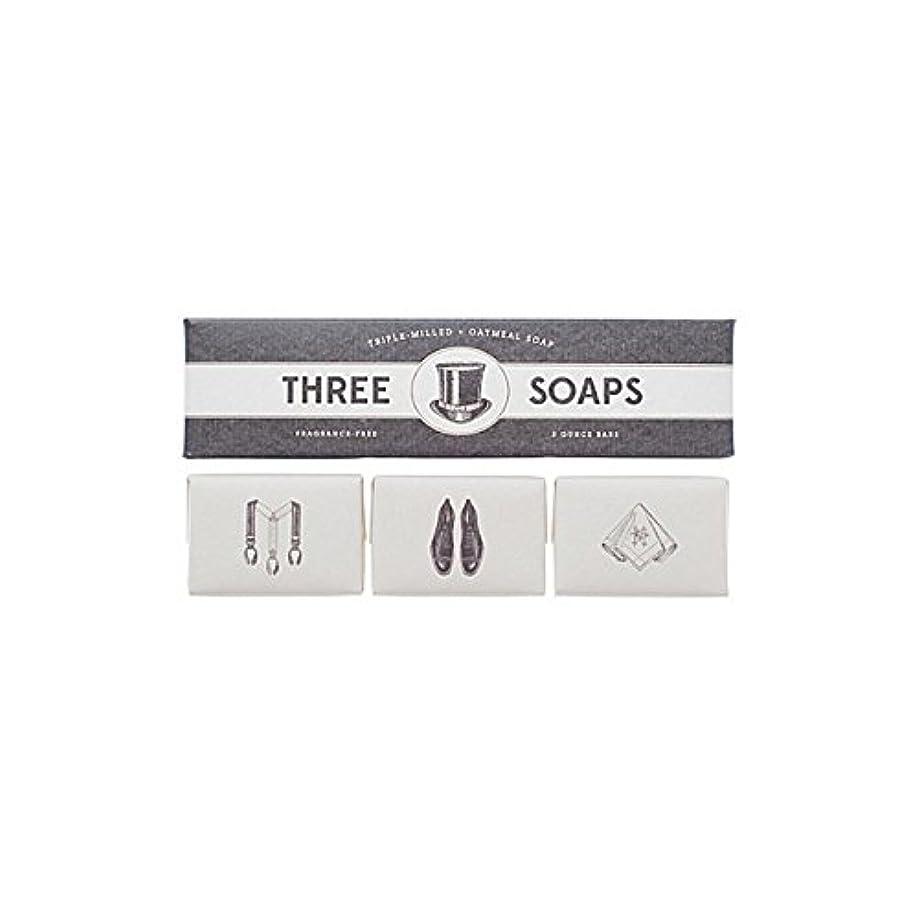 描く一生カフェテリア石鹸のイゾラトリオ x2 - Izola Trio Of Soaps (Pack of 2) [並行輸入品]