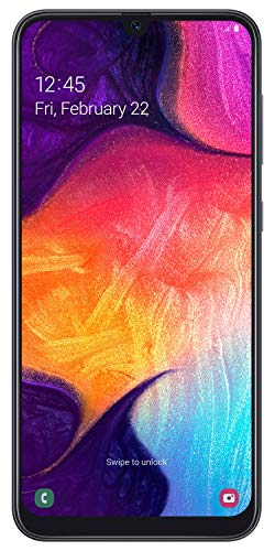 """Samsung Galaxy A50 SM-A505F 16,3 cm (6.4"""") 4 GB 128 GB Doppia SIM 4G Nero 4000 mAh"""