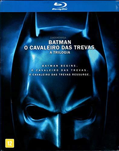 Batman O Cavaleiro das Trevas - A Trilogia