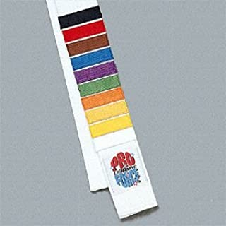 Pro Force Iron-On Stripe Patches - 20 Pack
