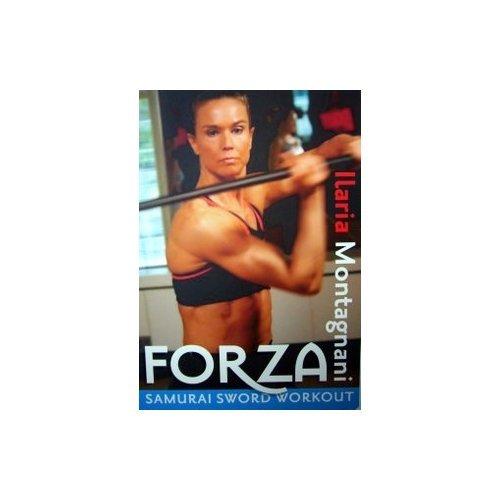 Forza The Samurai Sword Workout by Ilaria Montagnani