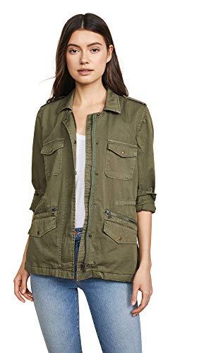 Velvet Women's Lily Aldridge for Velvet Ruby Jacket, Forest, Green, X-Small