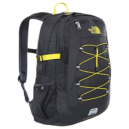 The North Face Zaino Borealis Classic Grey Yellow