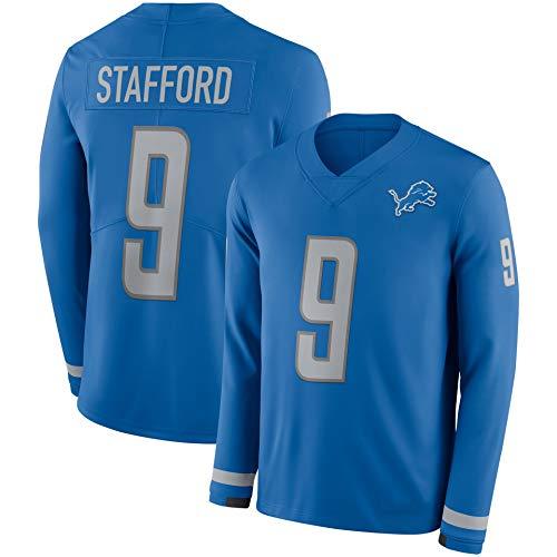 # 10 American Football Sweatshirt, 9 Brees Trainingspak met lange mouwen, heren Sweatshirt met lange mouwen
