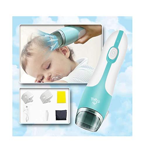Haarschneidemaschine Baby,Haarschneider Vakuum-Haarschneider Automatisches Haarlutschen Clipper