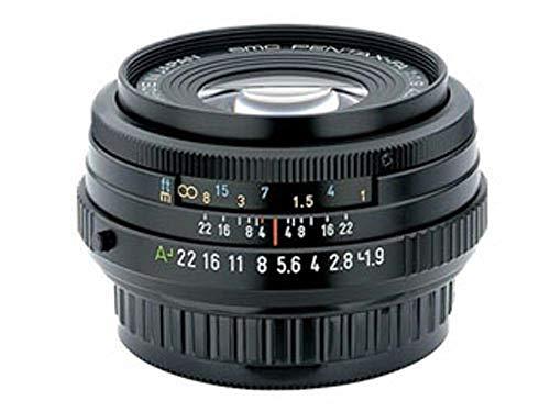 Pentax smc FA 43 mm F1.9 Limited - Objetivo (SLR, 7/6, 4,3 cm, Negro, 6,4 cm, 4,9 cm)