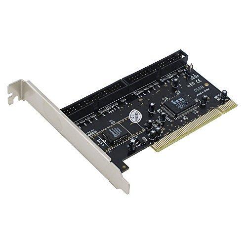 SEDNA - PCI-2-Port-IDE (PATA) Controller-Adapterkarte.