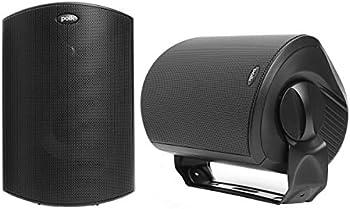 Polk Audio Atrium 6 Outdoor Speakers with Bass Reflex Enclosure