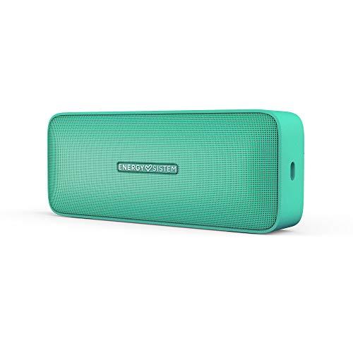 Energy Sistem Music Box 2+ Altavoz portátil con Bluetooth, Manos Libres y...