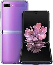 SAMSUNG Galaxy Z Flip Factory Unlocked Cell Phone |US Version - Single SIM | 256GB of Storage | Folding Glass Technology |...