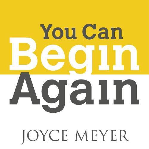 You Can Begin Again Titelbild