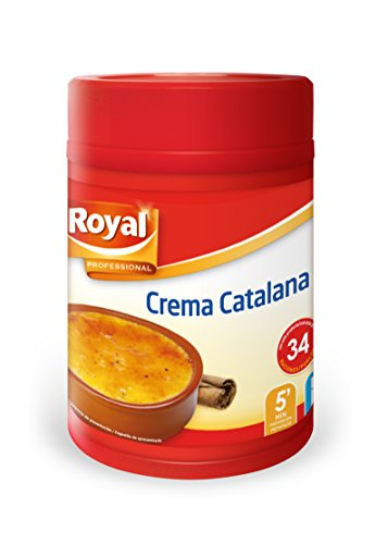 Royal Crema Catalana Hostelería - Bote: 800 gr