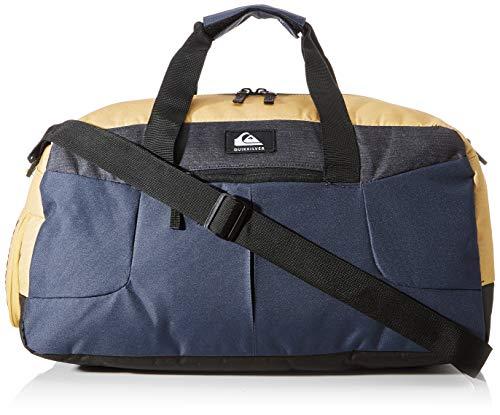 Quiksilver Medium Shelter, Bolsa de Viaje/Deporte. para Hombre, Honey Heather, Einheitsgröße