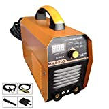 Keneke ARC Welding Machine, DC Inverter Welder 10-200AMP IGBT Welding Machine Kit Welders Mini Handheld Portable Over-Heat Protection 110V/220V