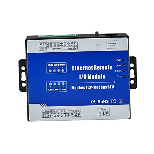 YUQIYU M230T Data Acquisition Module Supports SCADA, OPC, TCP, RS485 Data Logger Commercial Grade