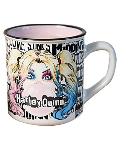 Horror-Shop Taza De Cerámica De Harley Quinn