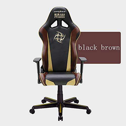 XUE E-Sports Chair - Sillón de Entrenamiento para casa (Giro de 360º, función de inclinación de 360º)