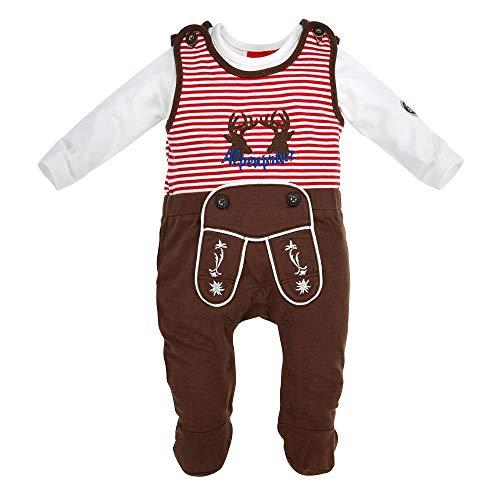 BONDI Trachtenoverall Baby Trachten Strampler (62)