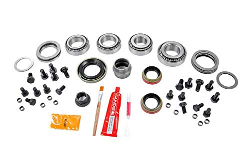Rough Country Dana 44 Master Install Kit (fits) 2003-2006 Jeep Wrangler TJ Rubicon | Front D44 | 54400034