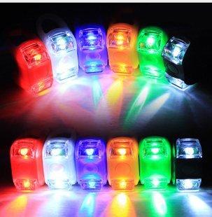 ying-xun 1 par de luces LED de bicicleta muy brillante para montar...