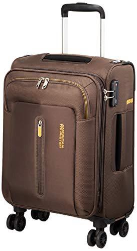 [アメリカンツーリスター] スーツケース キャリーケース リモ スピナー 55/20 EXP TSA 機内持ち込み可 保証付 32L 36 cm 2.4kg チェスナッツ