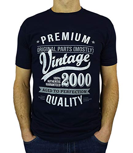 My Generation T-Shirts Vintage Year - Aged to Perfection - 21st Birthday Gift/Present Mens T-Shirt...