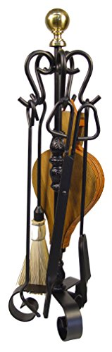 Imex El Zorro 10033 Pack de 5 Piezas para Chimenea (70 cm