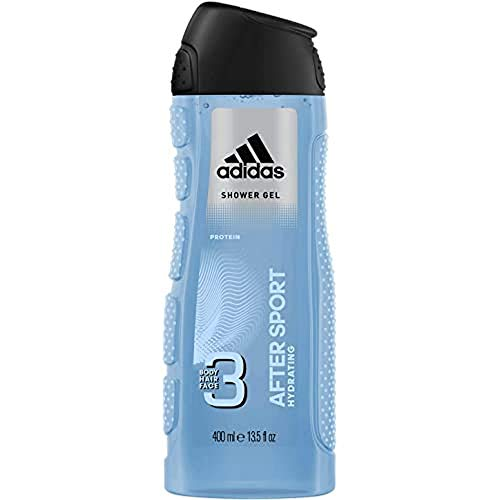 Adidas After Sport Gel de ducha para Hombre - 400 ml. ✅