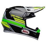 Bell MX-9 MIPS Dirt Helmet (Pro Circuit Replica 20 Black/Green - X-Small)