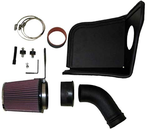 K&N Cold Air Intake Kit: High Performance, Guaranteed to Increase Horsepower: 50-State Legal: 1998-2005 BMW (320Ci, 320i, 325Ci, 325i, 325Ti, 325Xi, 323Ci, 323i, 328Ci, 328i)57I-1000