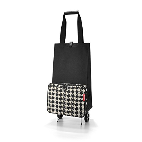 reisenthel foldabletrolley  29 x 66 x 27 cm 30 Liter fifties black